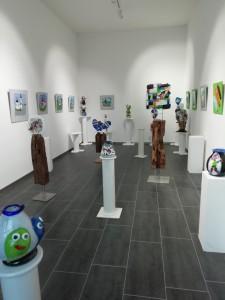 """Die Galerie """"Schatztruhe"""""""
